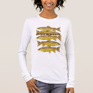 Brownies- Trout Apparel Long Sleeve T-Shirt