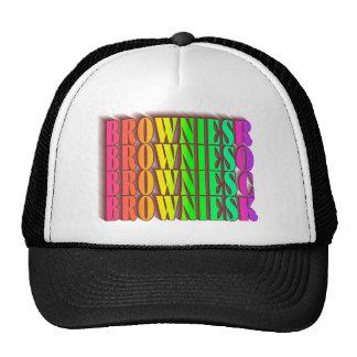 BROWNIESROCK TRUCKER HAT