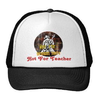 brownnote, Hot For Teacher Cap
