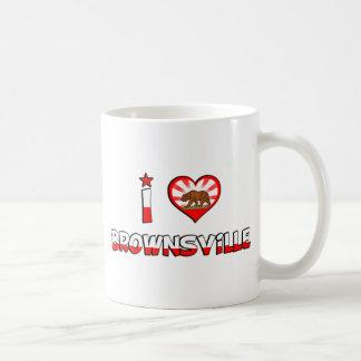 Brownsville, CA Coffee Mug