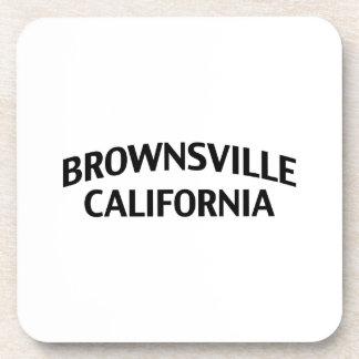Brownsville California Beverage Coasters