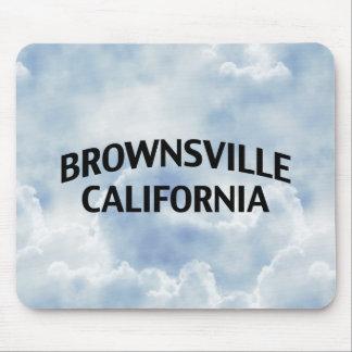 Brownsville California Mousepads