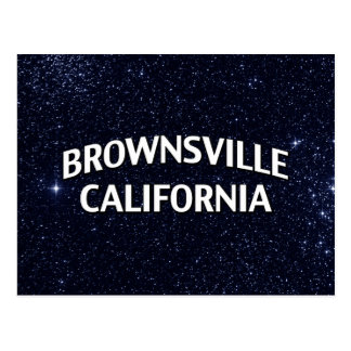 Brownsville California Postcards