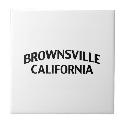 Brownsville California Ceramic Tiles