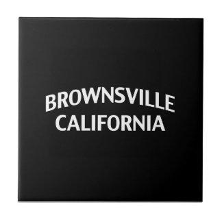 Brownsville California Tiles