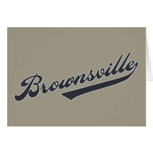 Brownsville Greeting Cards