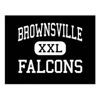 Brownsville - Falcons - Area - Brownsville Postcard