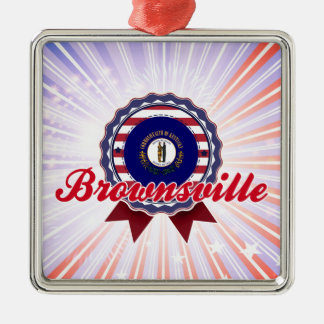 Brownsville, KY Christmas Tree Ornaments