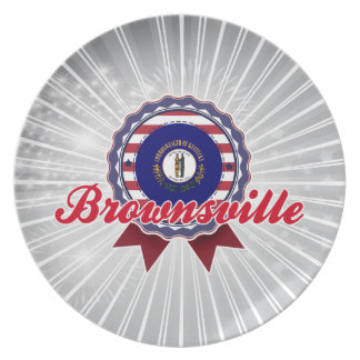 Brownsville, KY Plates