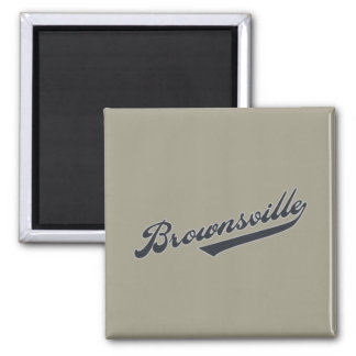 Brownsville Square Magnet