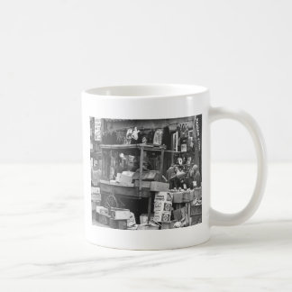 Brownsville market Brooklyn 1962 Mugs
