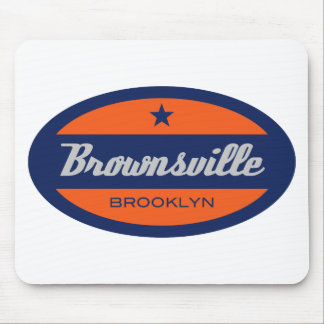 Brownsville Mouse Pad