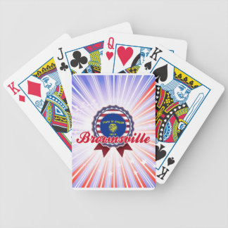 Brownsville OR Bicycle Card Deck