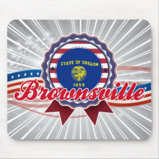Brownsville OR Mouse Pads