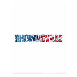 Brownsville Postcard