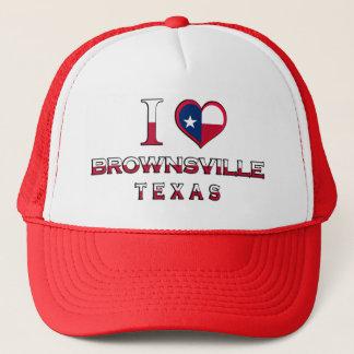 Brownsville, Texas Trucker Hat