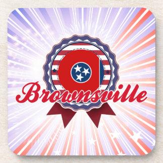 Brownsville TN Drink Coaster