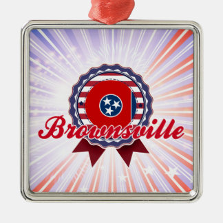Brownsville, TN Ornament