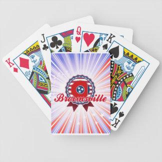 Brownsville TN Poker Deck