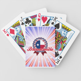 Brownsville TX Deck Of Cards