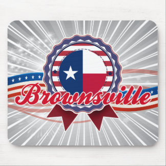 Brownsville TX Mouse Pads