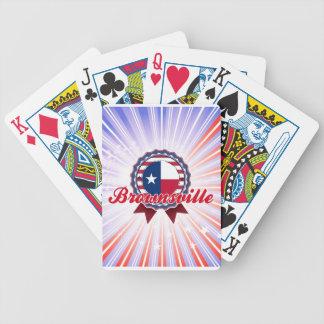 Brownsville TX Deck Of Cards