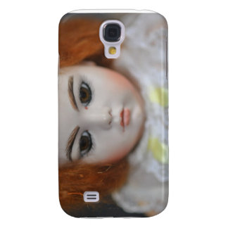 Bru Jumeau Doll Antique photograph Galaxy S4 Cover