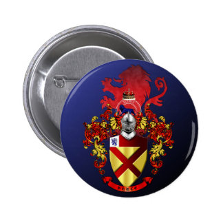 Bruce Coat of Arms - Button