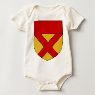 Bruce coat of arms.JPG Baby Bodysuit