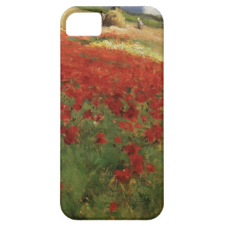 BRUCE, William Blair poppies poppy red flowers vin iPhone 5 Covers