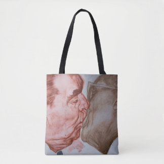 Bruderkuss Tote Bag