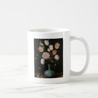 Brueghel the Elder Flower Piece Basic White Mug