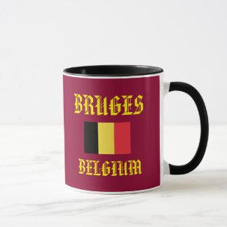 Bruges Belgium Classic Mug
