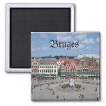 Bruges magnet