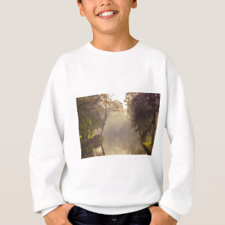 Bruges River Painting Sweatshirt