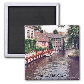 BRUGGE BELGIUM MAGNET