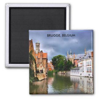 BRUGGE  BELGIUM MAGNETS