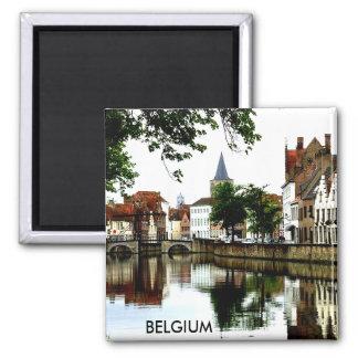 BRUGGE, BELGIUM MAGNETS