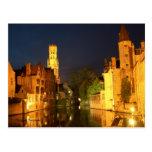 Brugge(Bruges), Belgium Postcard