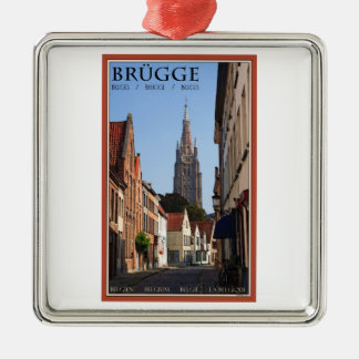 Brugge Christmas Ornament