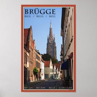 Brugge Print