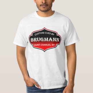Brugmann Custom Cues T-Shirt
