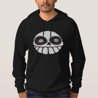 Brujos Locos Skull Men's Hoodie