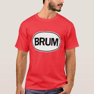 BRUM Oval ID T-Shirt