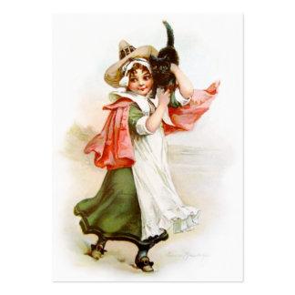 Brundage Little Salem Witch Business Card Template