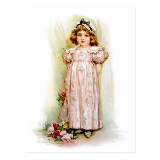 Brundage: The Governor's Daughter Postcard