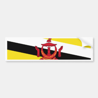 Brunei BN Bumper Sticker