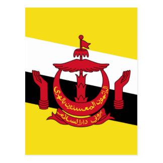 Brunei BN Postcard