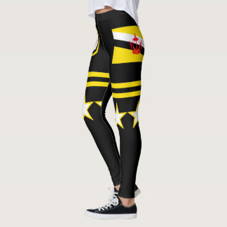 Brunei Flag Leggings