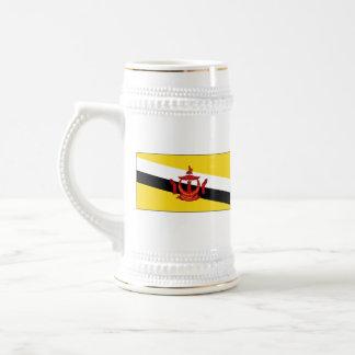 Brunei Flag ~ Map Mug